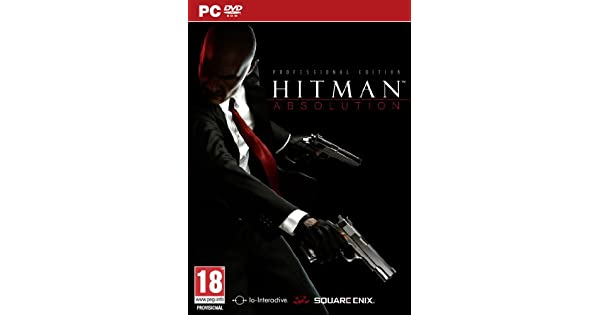 Amazon Com Hitman Absolution Professional Edition Pc Video Games