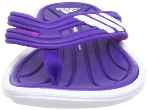 S13 W Sandalias White Vivid goma adidas de Running Violeta Violett Purple Collegiate Kistulla mujer Ftw Pink SC pEwqOt