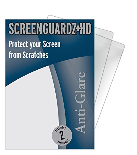 2 Pack for HTC HD2 T8585 - Transparent (Hd2 Protector)