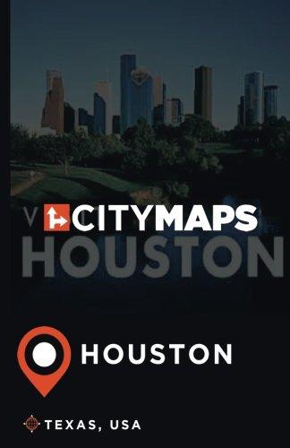 City Maps Houston Texas, USA