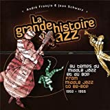 La grande histoire du Jazz : Au temps du middle jazz et du bop - vol2 - de 1938 à 1948 (25CD)