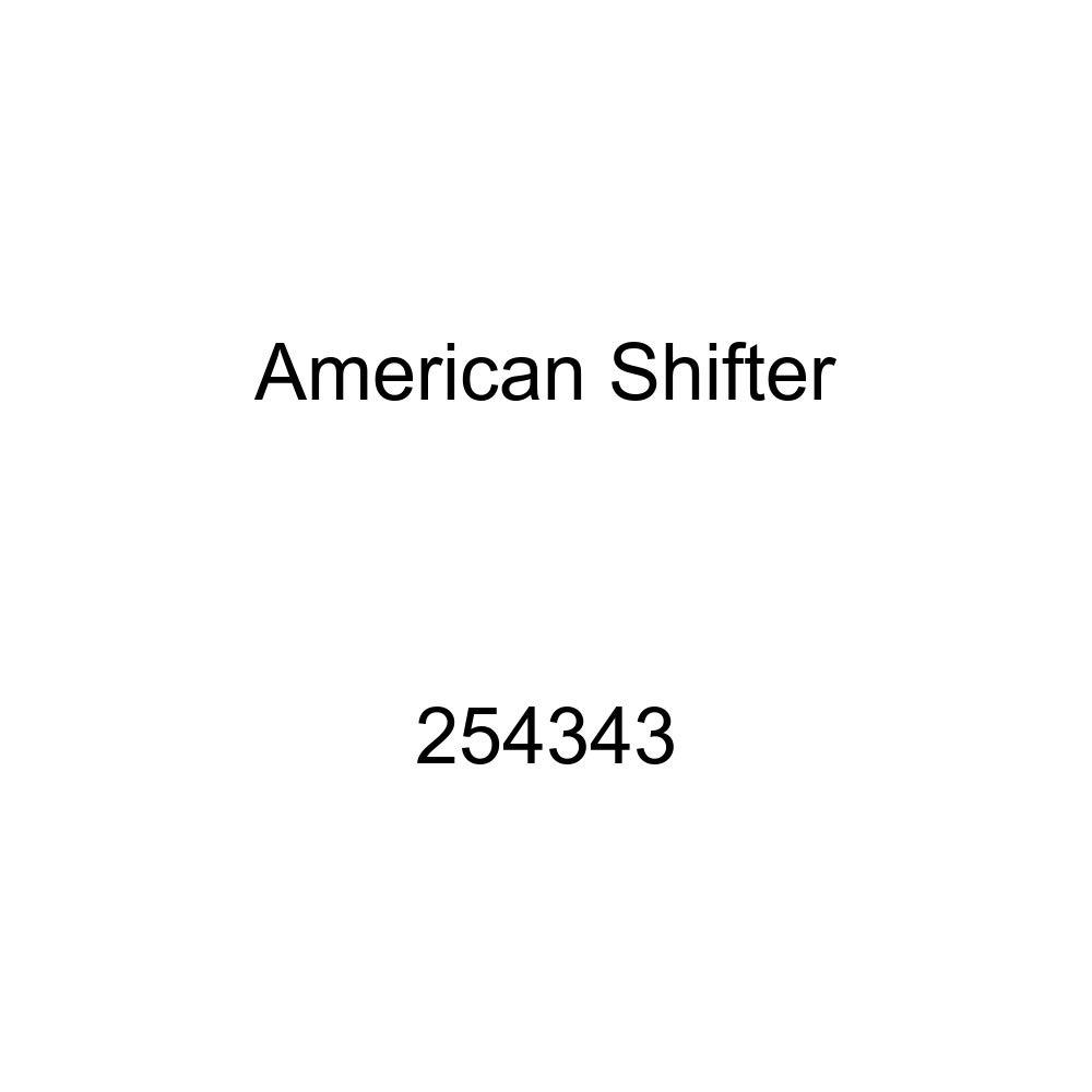 Orange Airman First Class American Shifter 254343 Orange Flame Metal Flake Shift Knob with M16 x 1.5 Insert
