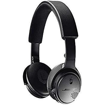 Amazon.com  Bose SoundLink On-Ear Bluetooth Wireless Headphones ... 6c40979e17