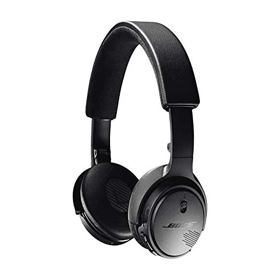 Bose SoundLink On-Ear Bluetooth Headphones - Triple Black 1 Crisp, powerful sound, Noise-rejecting mic system for clear calls Up to 15 hours per charge, 15-minute charge provides up to two hours of play time Bose TriPort technology with Active EQ
