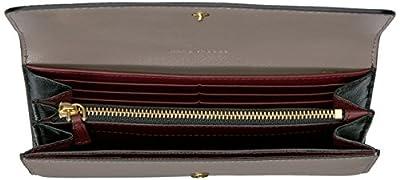 Marc Jacobs Saffiano Bicolor Flap Continental Wallet Wallet
