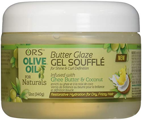 Gel Souffle - ORS Olive Oil For Naturals Butter Glaze Gel Souffle
