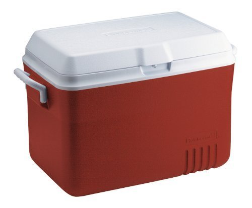 Cooler 48Qt 2 Red by Rubbermaid Home Products (48 Quart Rubbermaid Cooler)