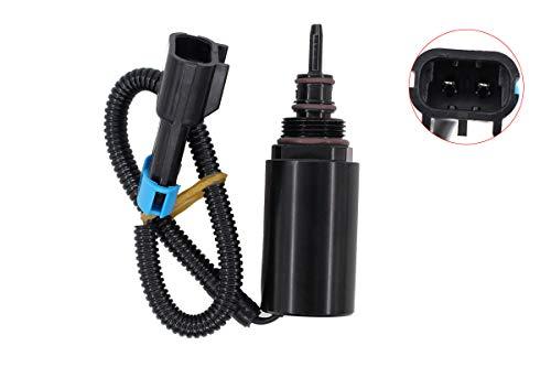NewYall Electronic Turbo Turbocharger Wastegate Control Solenoid