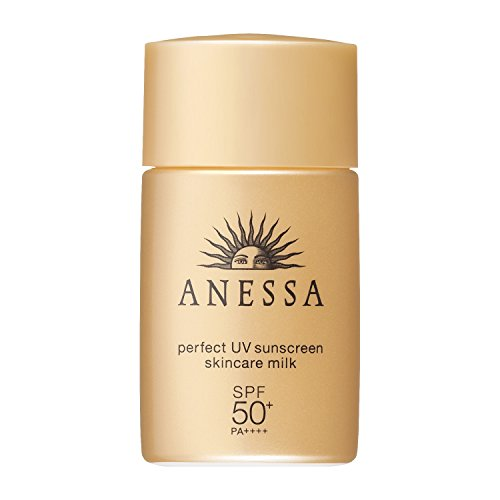 Anessa Sunscreen Ingredients - 3