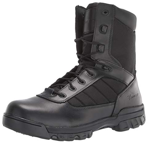 "Bates Men's 8"" Ultralite Tactical Sport Side Zip Military Boot"