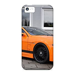 Durable Orange Bmw Back Case/cover For iPhone 5 5s