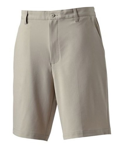 FootJoy Men's Performance Golf Shorts Khaki Size 32 Regular (Pant Footjoy Performance)