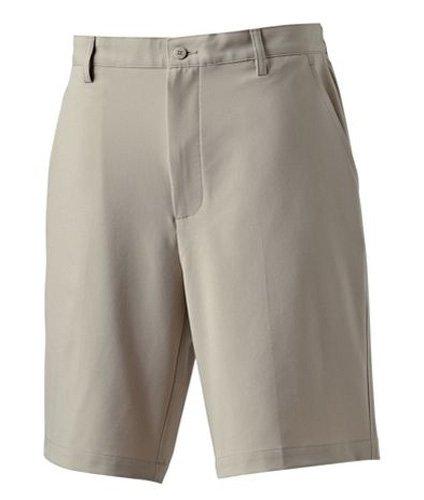 FootJoy Men's Performance Golf Shorts Khaki Size 32 Regular (Pant Performance Footjoy)