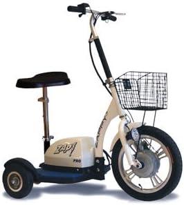 Amazon.com: Zappy 3 Pro – Patinete eléctrico (: Sports ...