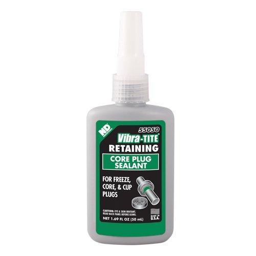 Vibra-TITE 550 Blue Core Plug Sealant, 50ml Bottle