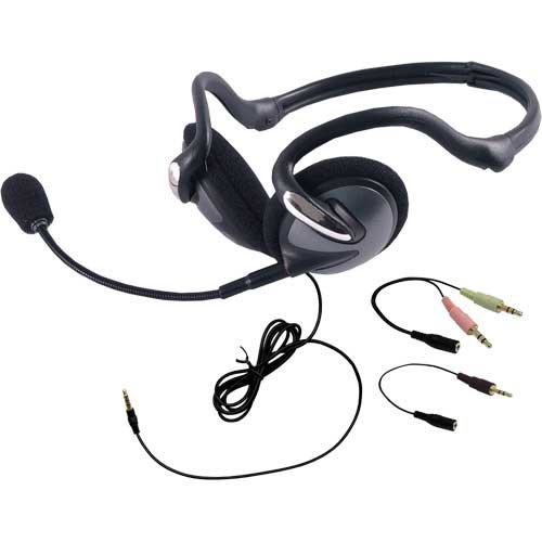 GE VoIP All In One Foldable Headset