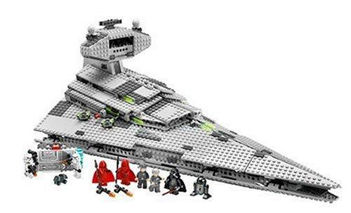 Lego Star Wars 6211 - Imperial Star Destroyer: Amazon.de: Spielzeug
