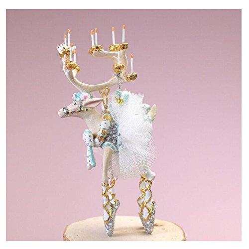 Patience Brewster Mini Moonbeam Dancer Figural Ornament #31236