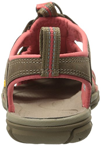 Keen Clearwater CNX Leather Women's Sandal De Marche - SS15 - 41
