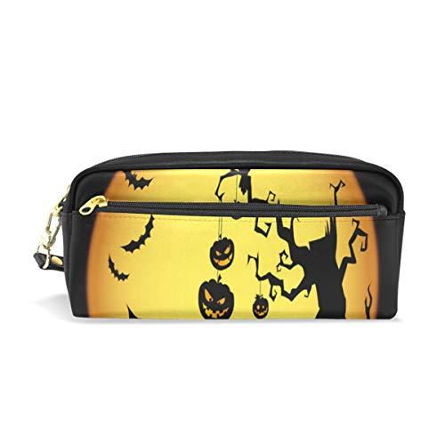 Pencil Case/Makeup Bags Halloween Pumpkin Devil Night Big Capacity Portable Pencil Bag for -