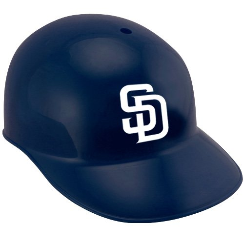 Rawlings MLB San Diego Padres Navy Blue Full Size Replica Helmet