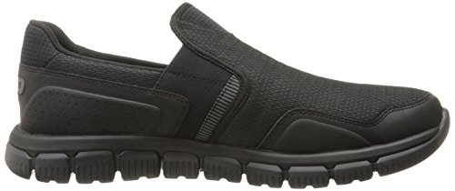 Trainers Skechers 52621 Black flex Skech 0 2 Wentland Mens UORUwqF0