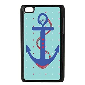 iPod Touch 4 Phone Cases Black Anchor Quotes MN3391298