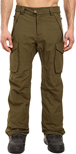 686 Men's Authentic Infinity Shell Cargo Pants Olive Pants