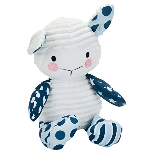 (Wee Believers Lil' Prayer Buddy Blue Lullaby Lamb Musical Stuffed Animal Plays Jesus Loves Me)
