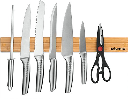 Gourmia GMK9920 Magnetic Knife Holder