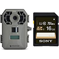 Stealth Cam G42 No-Glo Trail Game Camera (12MP) with 16gb Memory Card |STC-G42NG