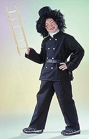 Deshollinador Disfraz Para Niños (Talla 128/140 kaminkehrer ...