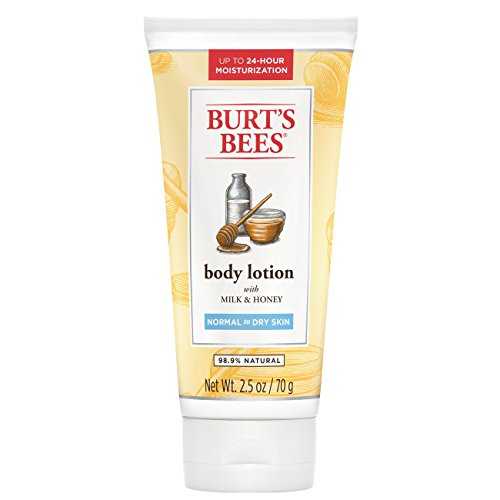 Burt's Bees Milk and Honey Body Lotion – 2.5 Ounce Bottle – The Super Cheap