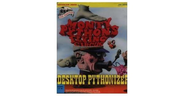 NEW Monty Python/'s Flying Circus Desktop Pythonizer for Windows 3.1+