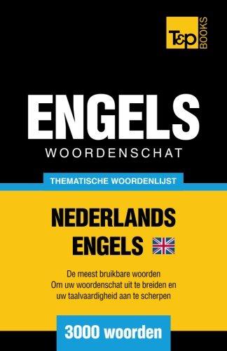Thematische Woordenschat Nederlands Brits Engels 3000
