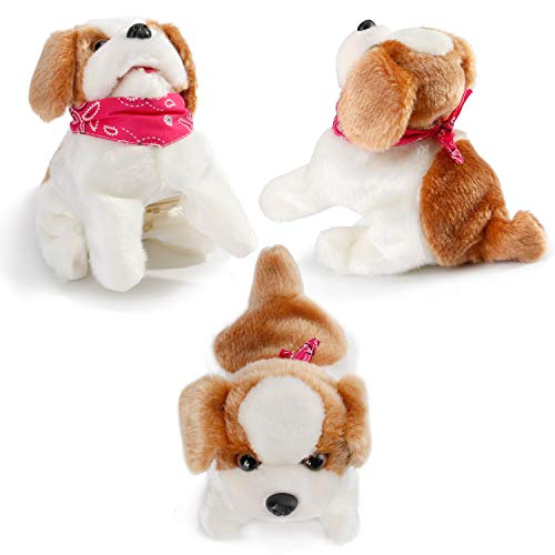 Liberty Imports Cute Little Puppy - Flip Over Dog, Somersaults, Walks, Sits, Barks by Liberty Imports (Image #3)
