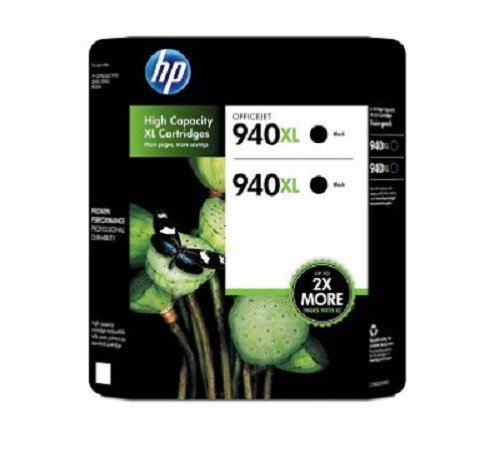 HP 940XL Black Ink Combo