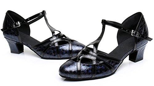 Joymod 5cm Modern Heel Damen Black Jazz Floral amp; MGM 40dvdq