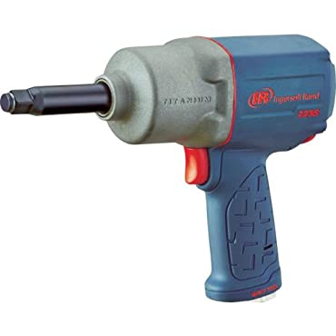 Ingersoll Rand 2235QTiMAX-2 1/2 Impact Wrench Quiet Tool, 2 Extended Anvil
