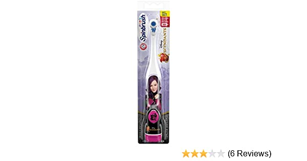 Amazon.com: Disney Spin brush Descendants, 3.2 Ounce: Health & Personal Care