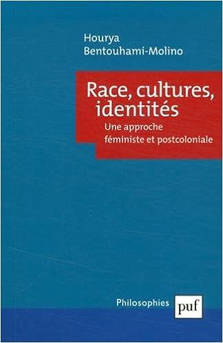 En ligne Race, cultures, identités pdf, epub
