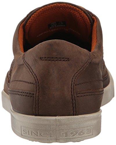 Uomo 2482cocoa Brown Basse Sneaker ECCO Braun Collin q46tvtxX