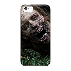 High Quality Pfj1649AFHe The Walking Dead Zombie Tpu Case For Iphone 5c by lolosakes