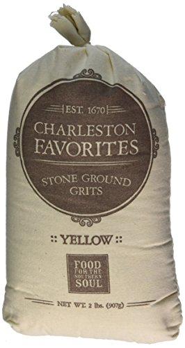 Charleston Favorites Stone Ground Grits - Yellow 2 Lbs