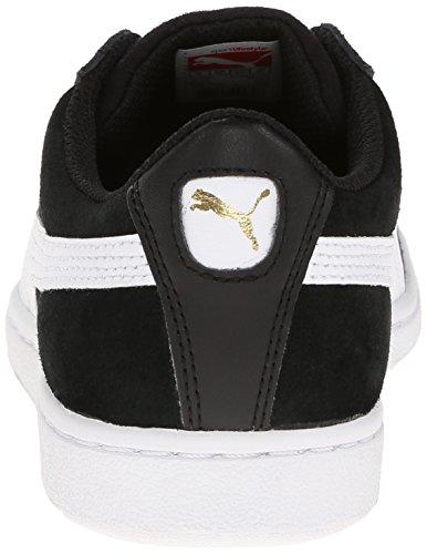 Puma Vikky zapatilla de deporte de moda Black-White