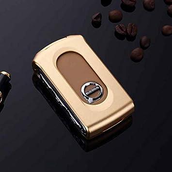 XC90 V90 Black Metal Car Key Case Bag Car Key Protector Shell For Volvo S90
