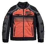 xlt 900 - Harley-Davidson Men's Hill City Switchback Riding Jacket, Blk 97100-18VM (XLT)