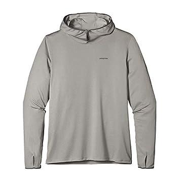 Patagonia MS Tropic Comfort II Sudadera de Pesca, Hombre, Tailored Grey, ...
