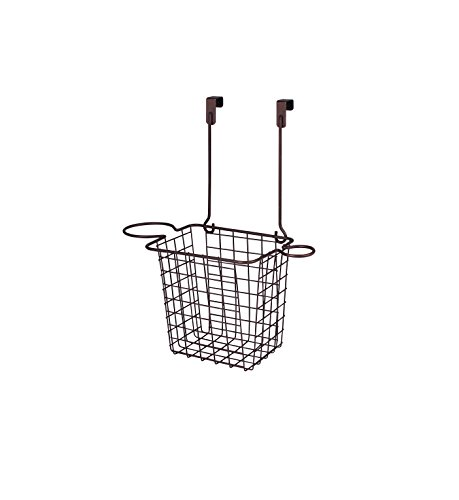Price comparison product image Spectrum Diversified Grid Hair Styling Station, Over the Cabinet Door, Bronze