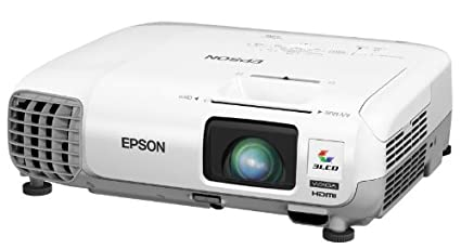 Epson PowerLite 99W WXGA LCD Projector
